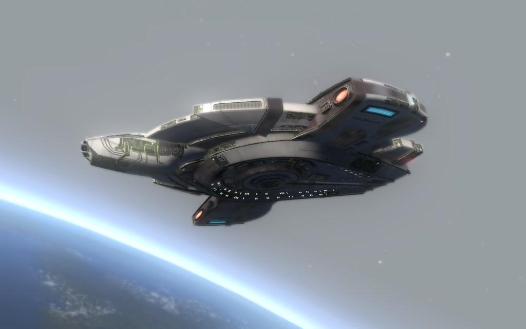   the Tier six fleet Valiant escort