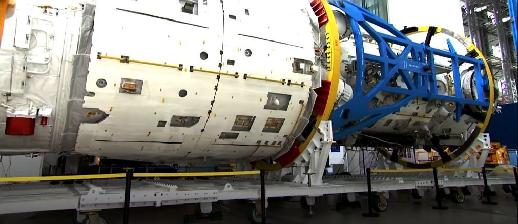 CNSA- Tainhe 1 core module.. in preparations for the 2019 launch calendar..