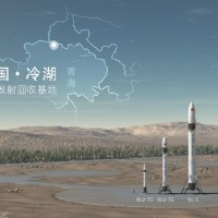#MadeInChina #LinkSpace #翎客航天 | #ReusableCarrierRocket – On what's to come on the second series of the #SRV1 reusable carrier Rocket with three payload module types..