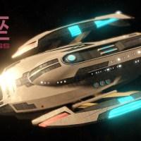 #StarTrekOnline #星際迷航在線 | #StarTrek #星際迷航   #December2020 | #水瓶座 #AquariusClass revising the auxiliary craft of the #OdysseyClass Variants or very very cute small frigate #CaptainYacht....