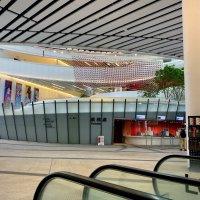 #香港 #AlreadyTomorrowInHongKong   #MTRHongKong #港鐵 #May2021   #MTRHongKong #西九龍 #WestKowloonDistrict #XiquCentre finally connected with its MTR underground Substation connection to an international world class Chinese Traditional Theatre venue ….