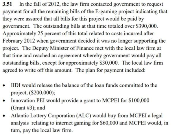 Section 3.52 Payment with Grant #3