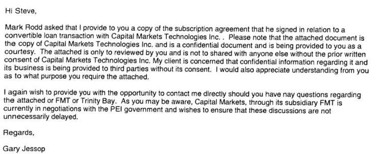 Confidential Subscription Agreement.JPG