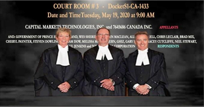 Courtroom Docket