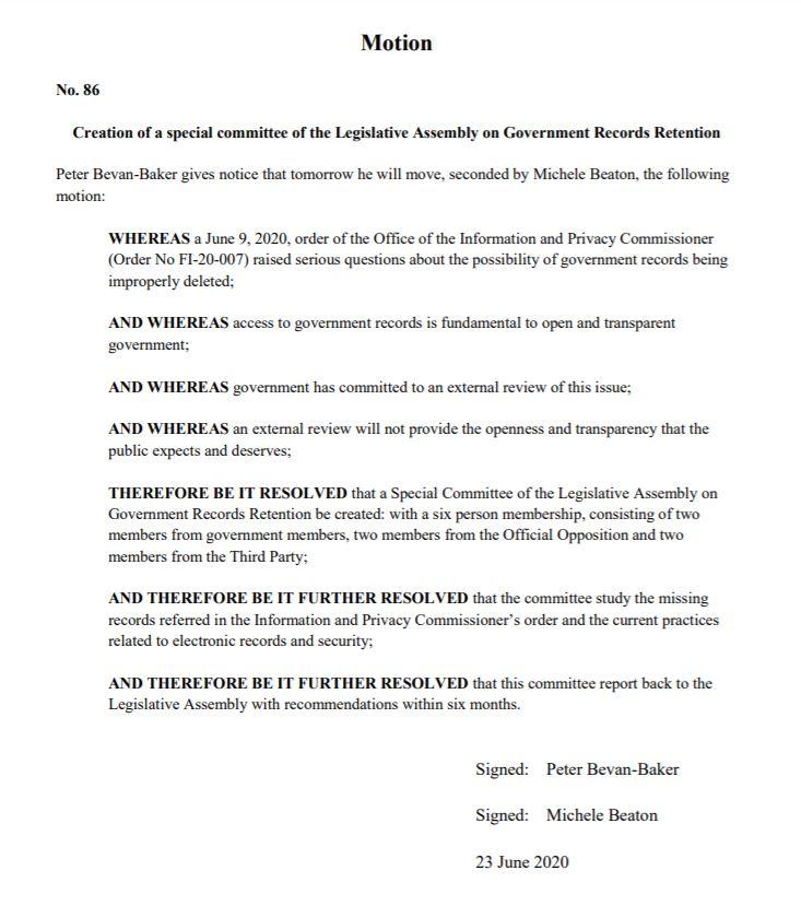 Motion 86