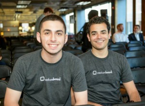 VentureBoard founders Scott & Avi