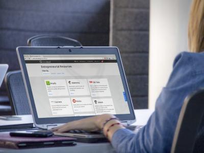 VentureBoard Screen