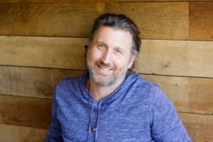 Jason Garner, author of And I Breathed