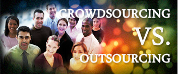 Outsourcing Vs Crowdsourcing1