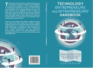 The Technology Entrepreneurs and Intrapreneurs' Handbook For Tech Commercialization