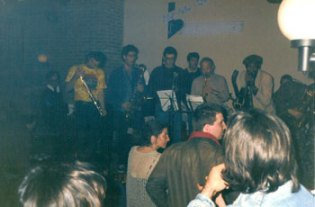 Sun Ra Jam Session at Blue Note Cafe Murcia 1989-90