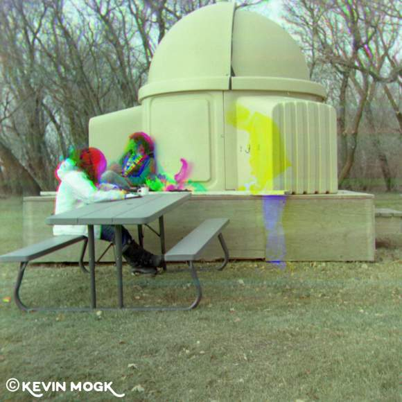 A private telescope in southern Manitoba