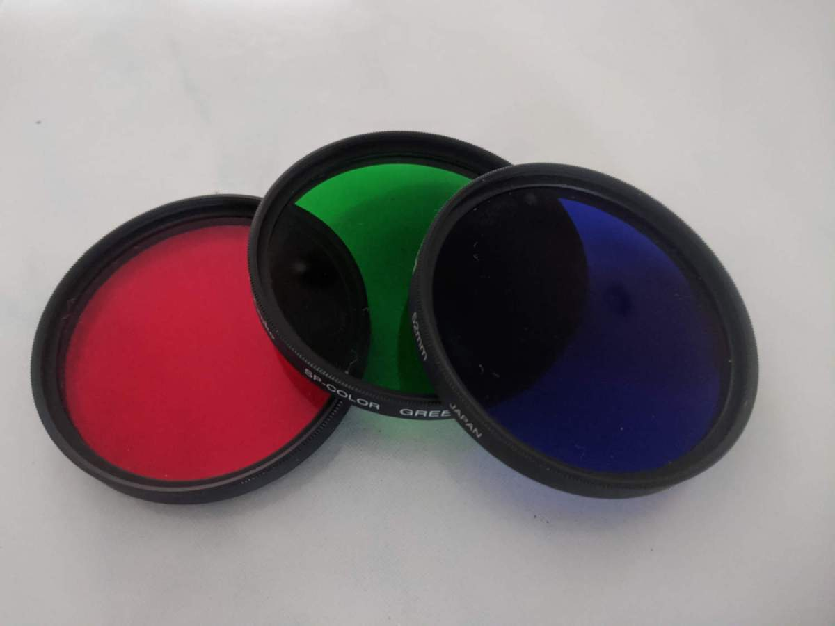 Red-Green-Blue-Colour-Filters-For-Camera