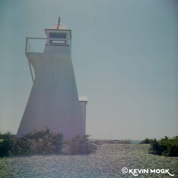 Hecla Island Lighthouse Point Manitoba Image 04