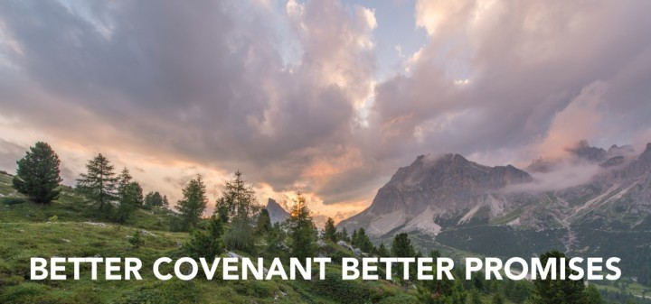 Better Covenant Better Promises