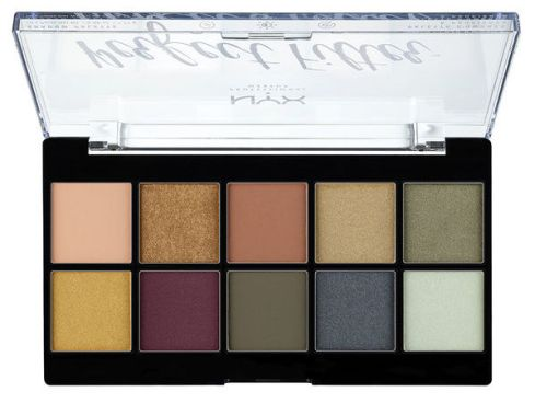 NYX Perfect Filter Palette Olive You