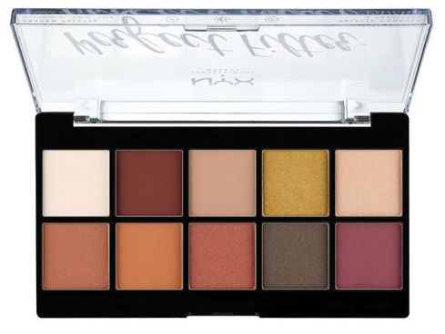 NYX Perfect Filter Palette Rustic Antique