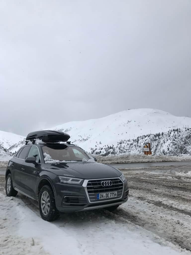Audi Q5 quattro 2017
