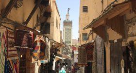médina de Fès Maroc