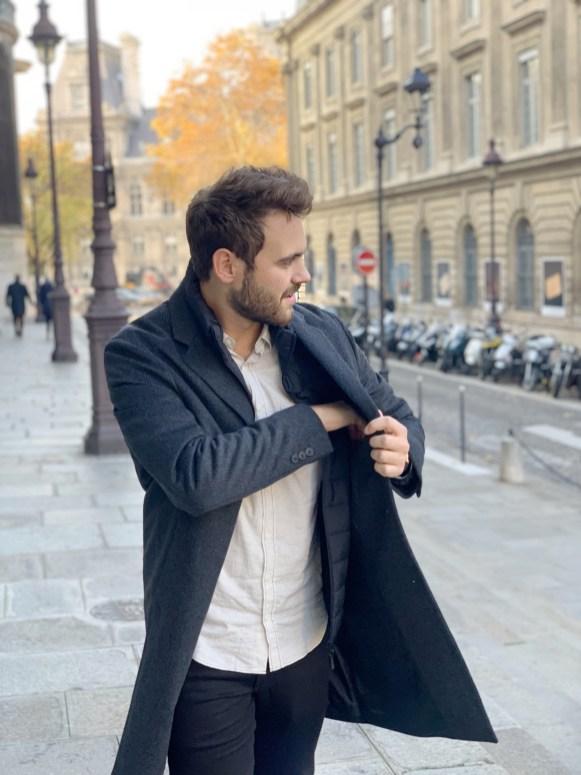 Manteau long + doudoune ultra-fine, le combo parfait pour rester au top cet  hiver ! 42e886de7196