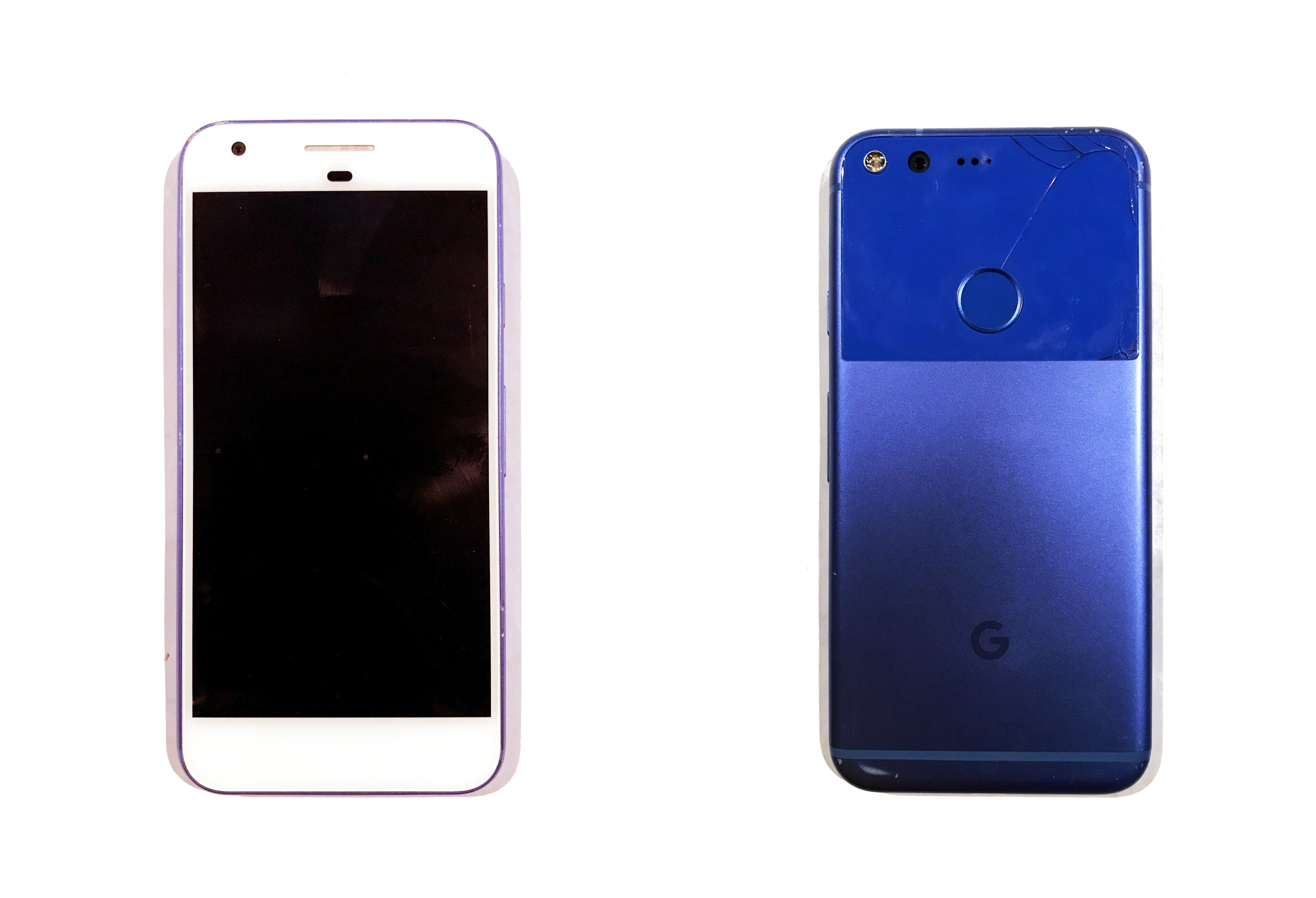 Equipment Spotlight: Google Pixel Really Blue [Color]