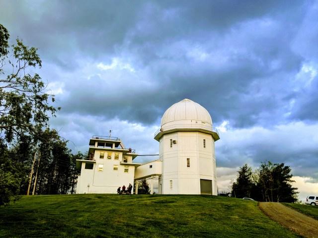 Fan Mountain Observatory Complex