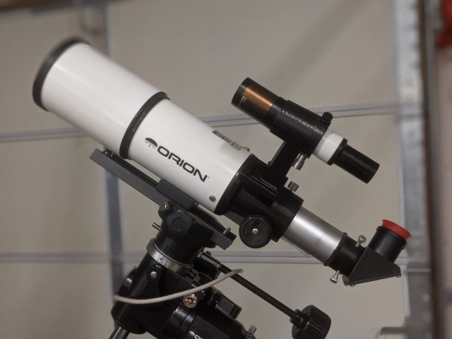 Orion ST-80 Telescope