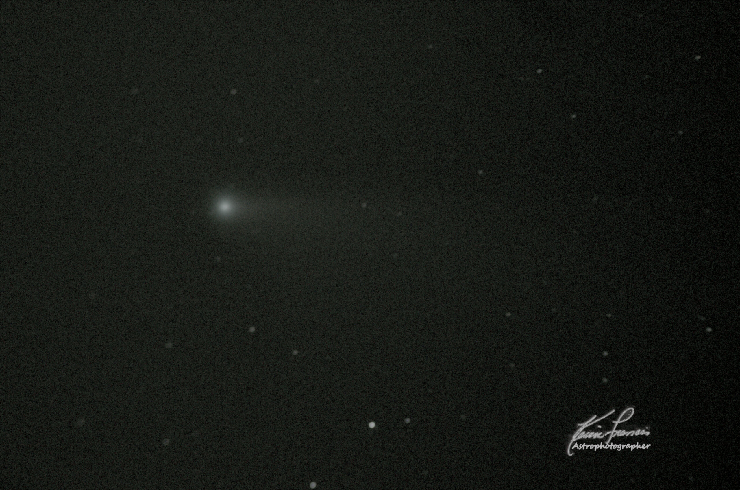 Comet Neowise: The Elusive One [C/2020 F3]