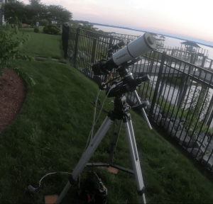 Beginner Astrophotography Setup [A How To]
