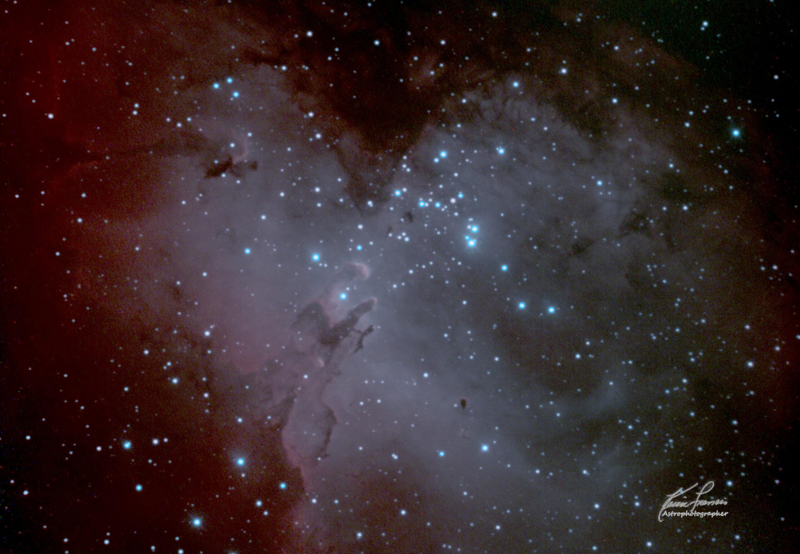 Eagle Nebula, A Stellar Nursery [M16]