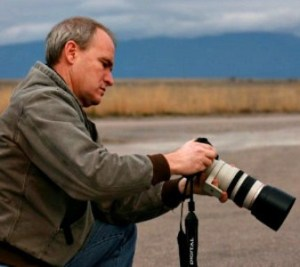 If Mark Mesenko ever leaves home without his camera, he's missing the next remarkable photograph.