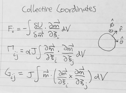 collectivecoordinates