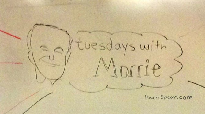 Tuesday with Morrie: Five Important things