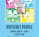 Difficult People Sermon Series Illustration for Salem Church of God