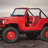 "Jeep ""Short Cut"" Concept is basically a JK-5"