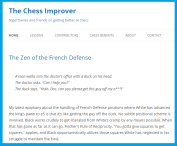 Chess Improver. Always worth visting! http://chessimprover.com/the-zen-of-the-french-defense/