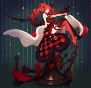 Queen of Hearts http://www.duitang.com/blog/?id=482208245