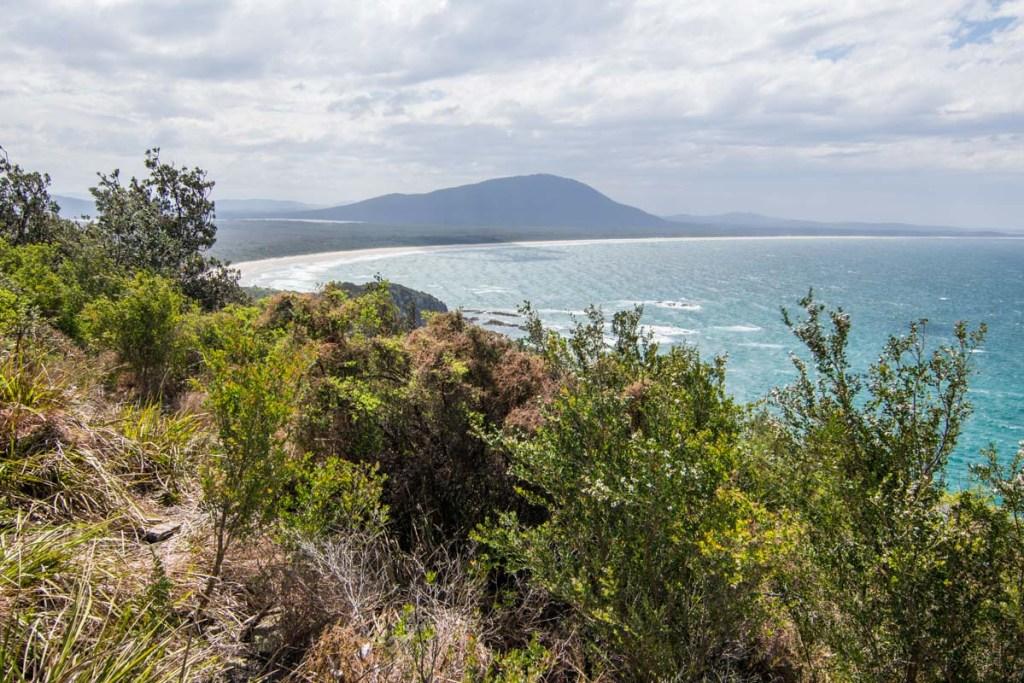 Diamond Head Loop Walk at Crowdy Bay National Park
