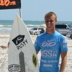 APRIL 25: Surfing Sensation Corey Howell
