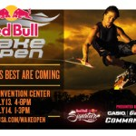 JULY 11 & 13: Red Bull Wake Open Riders
