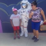 Enjoying NASA/Kennedy Space Center