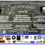 OCT 11: Skate For The Wounded