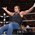 Dean Ambrose Says Lesnar is Lazy