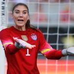 Hope Solo To Blame?