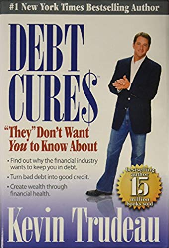 Debt Cures book by Kevin Trudeau