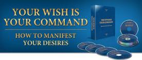 Your Wish Is Your Command by Kevin Trudeau