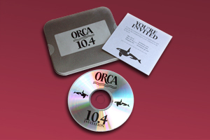 CD Invitation – ORCA 10th Anniversary