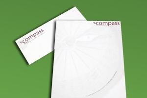 Business Stationery – 2002 – enCompass Magazine