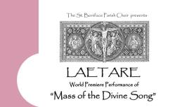 Mass of the Divine Song poster