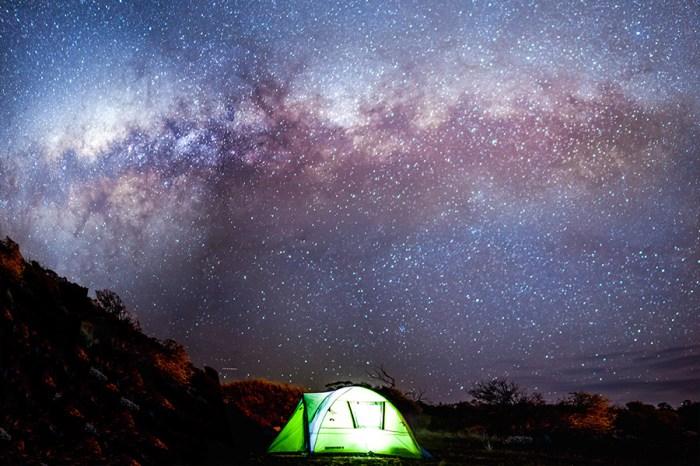 Camp walliston safari